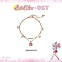 OST Casual Style Collaboration Party Style Silver Office Style