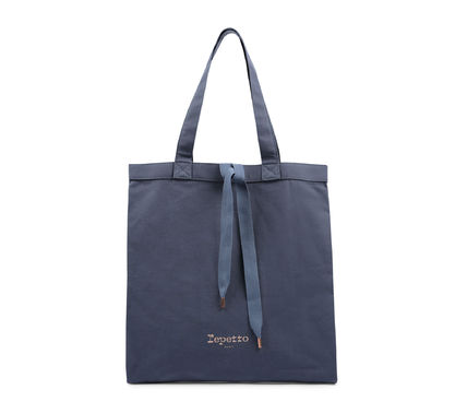 Casual Style Logo Bags