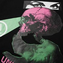 UNDERCOVER Hoodies Pullovers Skull Unisex Street Style Collaboration 4