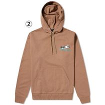 UNDERCOVER Hoodies Pullovers Skull Unisex Street Style Collaboration 8