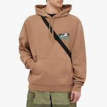 UNDERCOVER Hoodies Pullovers Skull Unisex Street Style Collaboration 11