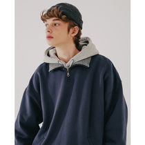 WV PROJECT Unisex Street Style Oversized Tops