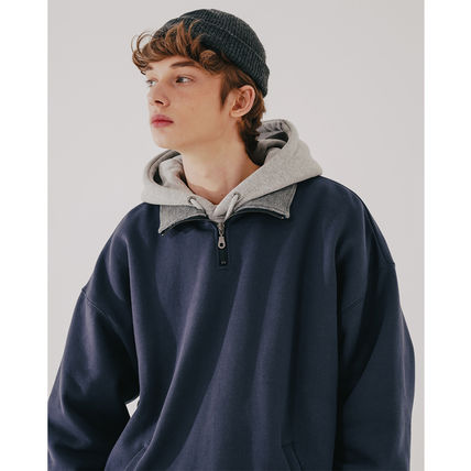 WV PROJECT More Tops Unisex Street Style Oversized Tops 2