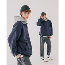 WV PROJECT More Tops Unisex Street Style Oversized Tops 4