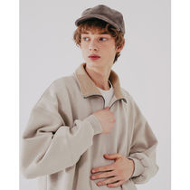 WV PROJECT More Tops Unisex Street Style Oversized Tops 8