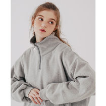WV PROJECT More Tops Unisex Street Style Oversized Tops 11
