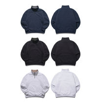 WV PROJECT More Tops Unisex Street Style Oversized Tops 17