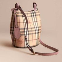 Burberry Gingham Other Plaid Patterns Monogram Casual Style Unisex