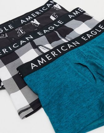 American Eagle Outfitters Cotton Co-ord Logo Boxer Briefs