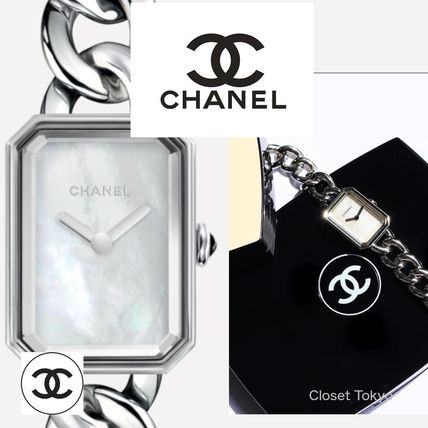 CHANEL PREMIERE Quartz Watches Stainless Analog Watches