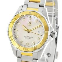 TAG Heuer Quartz Watches Divers Watches 18K Gold Stainless
