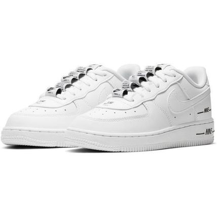 Nike AIR FORCE 1 Unisex Kids Girl Shoes