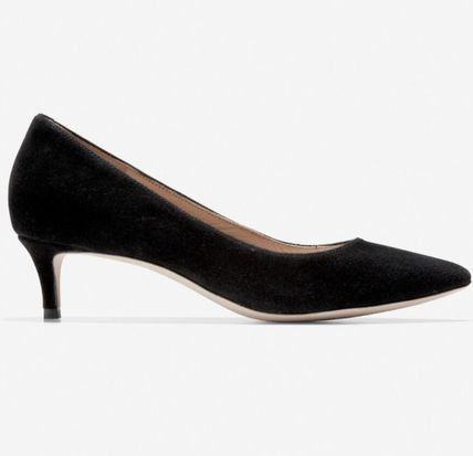 Cole Haan Formal Style  Casual Style Suede Plain Party Style