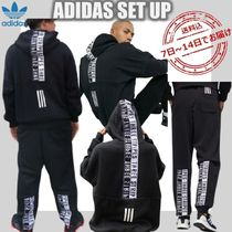 adidas Unisex Street Style Two-Piece Sets