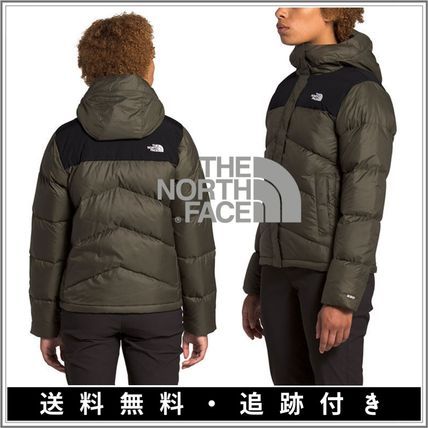 THE NORTH FACE Short Monogram Wool Nylon Street Style Bi-color Plain Medium
