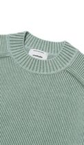 vivastudio Sweaters Unisex Wool Nylon Street Style U-Neck Long Sleeves Plain 9