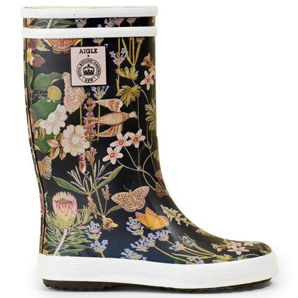 AIGLE Kids Girl Rain Shoes
