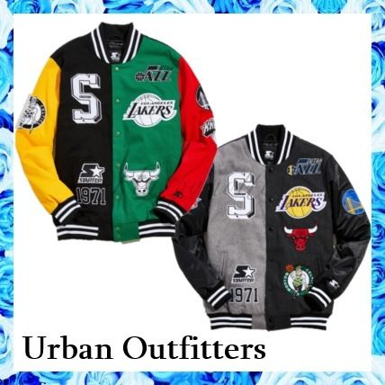 Urban Outfitters Street Style Varsity Jackets