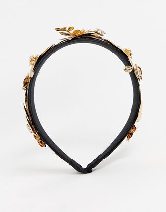 ASOS Casual Style Party Style Elegant Style Hair Accessories