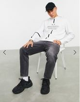 EMPORIO ARMANI Hoodies Street Style Long Sleeves Logo Hoodies 5