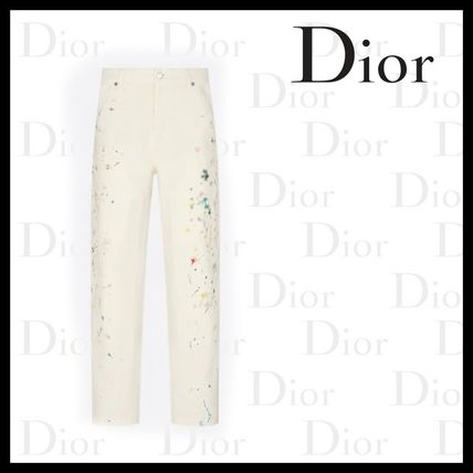 Christian Dior More Jeans Carpenter Jeans