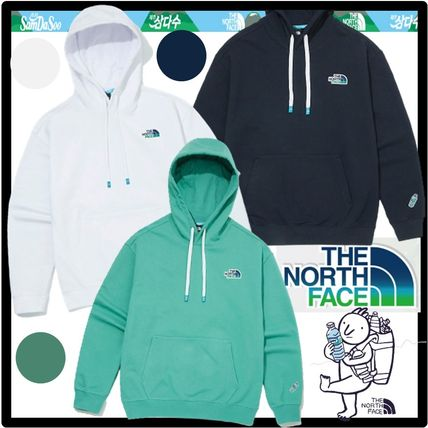THE NORTH FACE Unisex Street Style Outdoor Hoodies