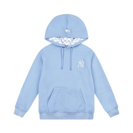 MLB Korea Hoodies Unisex Long Sleeves Hoodies 2