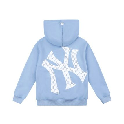 MLB Korea Hoodies Unisex Long Sleeves Hoodies 3
