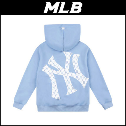 MLB Korea Hoodies Unisex Long Sleeves Hoodies