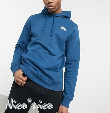 THE NORTH FACE Hoodies Street Style Long Sleeves Cotton Logo Outdoor Hoodies 2