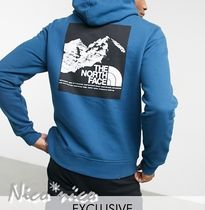 THE NORTH FACE Hoodies Street Style Long Sleeves Cotton Logo Outdoor Hoodies 5