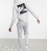 THE NORTH FACE Hoodies Street Style Long Sleeves Cotton Logo Outdoor Hoodies 7