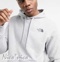 THE NORTH FACE Hoodies Street Style Long Sleeves Cotton Logo Outdoor Hoodies 9