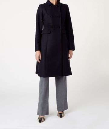 Hobbs London Casual Style Wool Long Party Style Office Style
