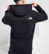 THE NORTH FACE Hoodies Pullovers Unisex Blended Fabrics Street Style Long Sleeves 5