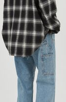 Raucohouse More Jeans Unisex Street Style Jeans 5