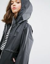 HUNTER More Outerwear Casual Style Plain Sheer Outerwear 7