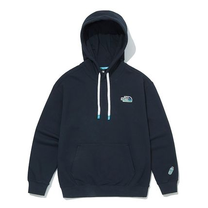 THE NORTH FACE Hoodies Unisex Street Style Logo Outdoor Hoodies 2