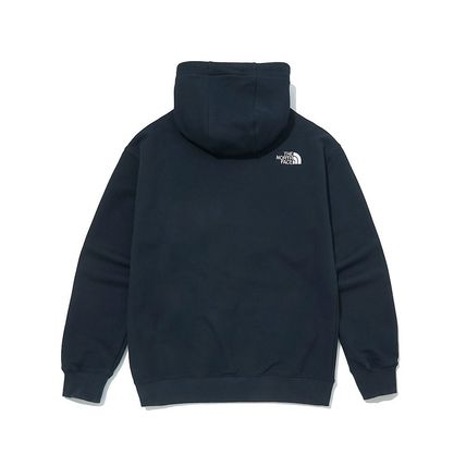 THE NORTH FACE Hoodies Unisex Street Style Logo Outdoor Hoodies 3