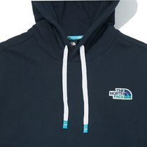 THE NORTH FACE Hoodies Unisex Street Style Logo Outdoor Hoodies 4