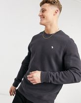 Abercrombie & Fitch Sweatshirts Crew Neck Pullovers Unisex Street Style Long Sleeves Plain 8