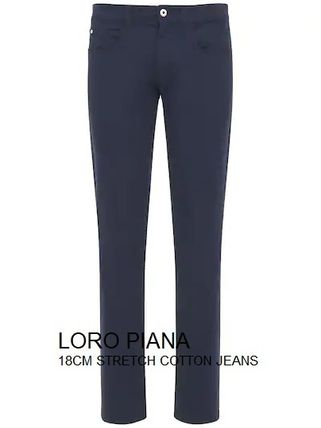 Loro Piana More Jeans Jeans