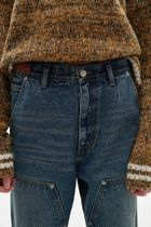 ANDERSSON BELL More Jeans Denim Street Style Plain Cotton Jeans 4