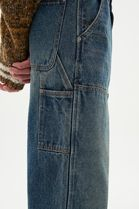 ANDERSSON BELL More Jeans Denim Street Style Plain Cotton Jeans 6