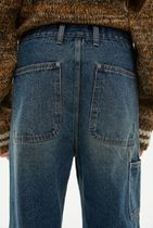 ANDERSSON BELL More Jeans Denim Street Style Plain Cotton Jeans 8