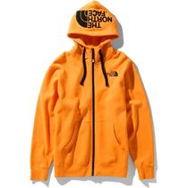 THE NORTH FACE Hoodies Long Sleeves Plain Cotton Logo Outdoor Hoodies 7