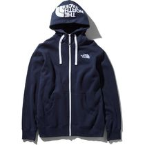 THE NORTH FACE Hoodies Long Sleeves Plain Cotton Logo Outdoor Hoodies 10