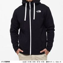 THE NORTH FACE Hoodies Long Sleeves Plain Cotton Logo Outdoor Hoodies 12