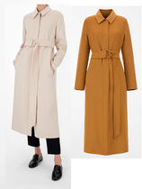 Max Mara Studio Casual Style Cashmere Plain Party Style Office Style