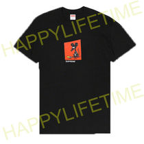 Supreme More T-Shirts Unisex Street Style Logo T-Shirts 4